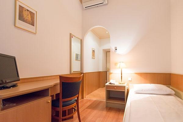 Einbettzimmer - Hotel MARC AUREL - Wien
