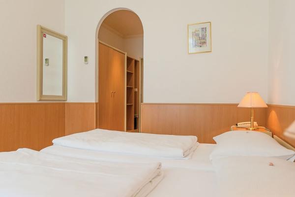Hotel Marc Aurel - Wien - 2 Bett Zimmer