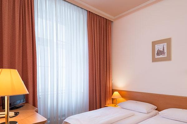 Zweibettzimmer - Hotel MARC AUREL - Wien