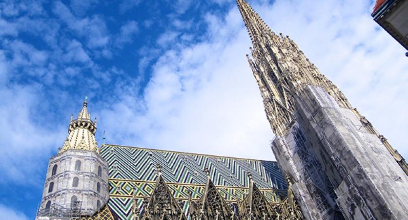 Stephansplatz Wien 1. Bezirk