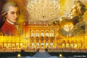 Strauss & Mozart - Konzerte im Kursalon Wien