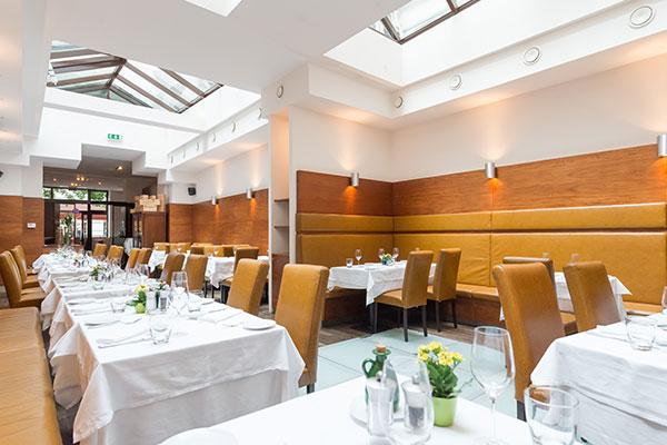 Restaurant Aurelius - Hotel MARC AUREL - Vienna